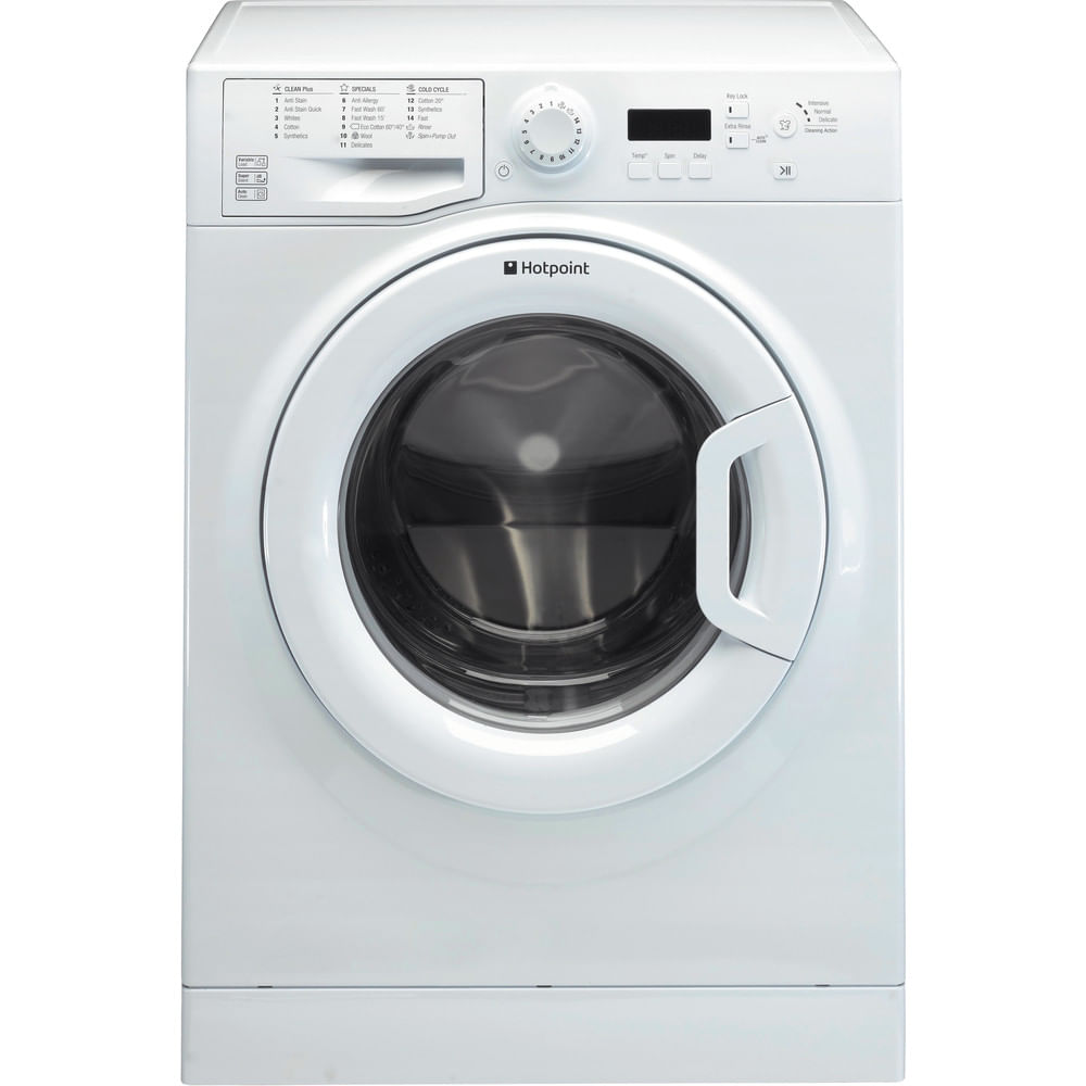 Hotpoint Freestanding Washing Machine WMBF 944P UK : discover the specifications of our home appliances and bring the innovation into your house and family.