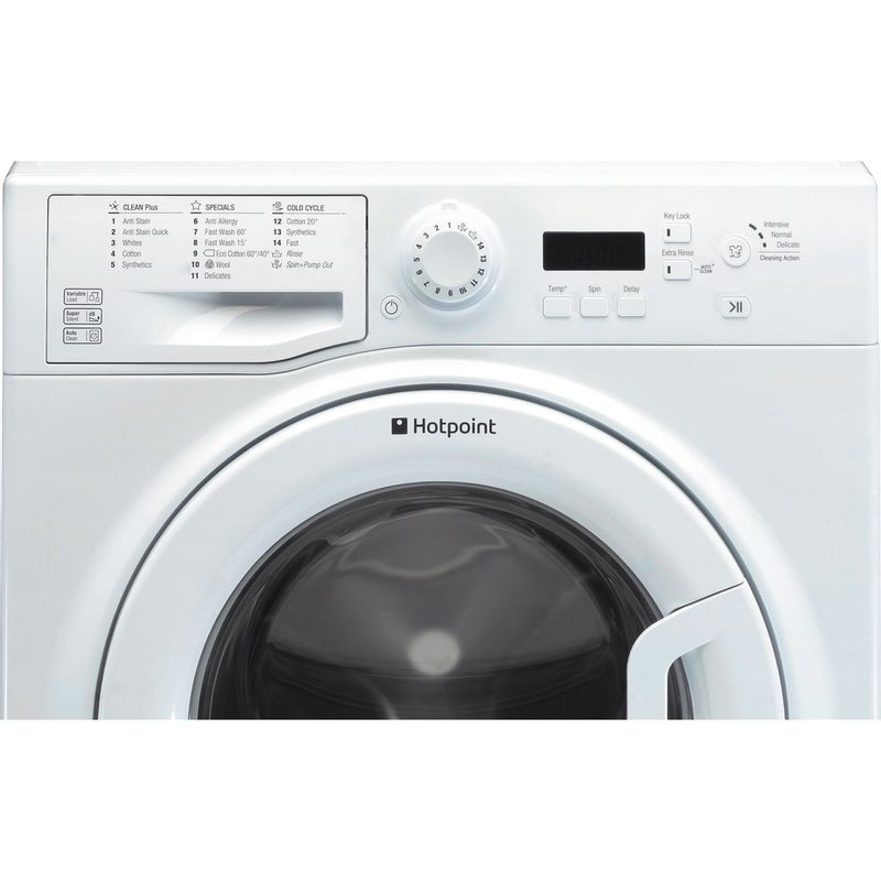 Hotpoint-Washing-machine-Free-standing-WMBF-944P-UK-White-Front-loader-A----Control_Panel