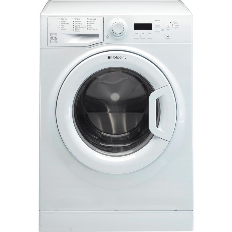 Hotpoint-Washing-machine-Free-standing-WMBF-963P-UK-White-Front-loader-A----Frontal