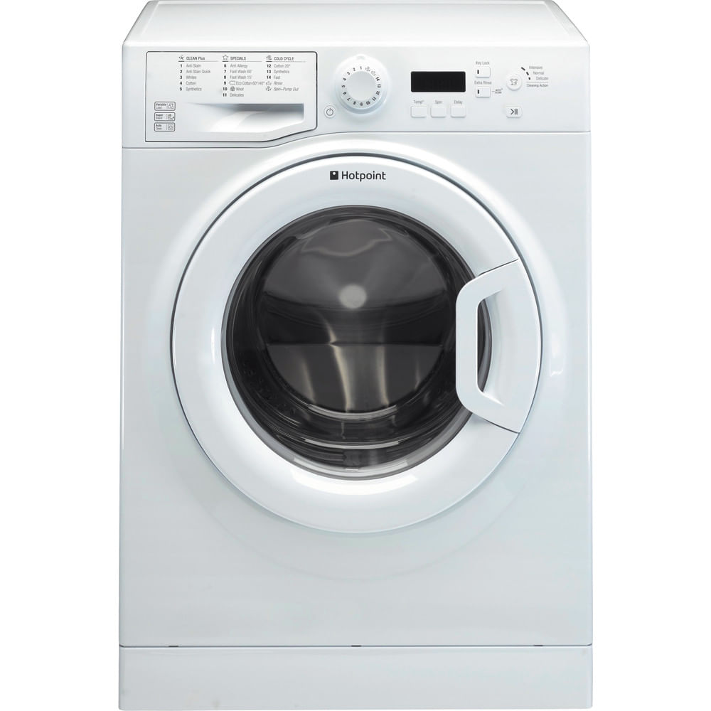 Hotpoint Freestanding Washing Machine WMBF 963P UK : discover the specifications of our home appliances and bring the innovation into your house and family.