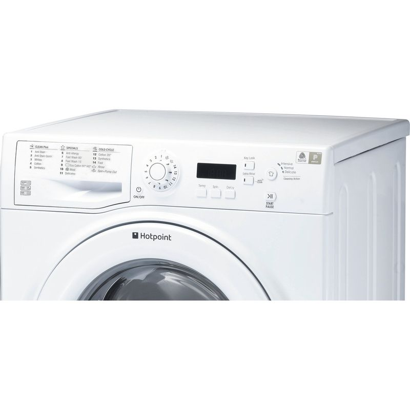 Hotpoint-Washing-machine-Free-standing-WMBF-844P-UK-White-Front-loader-A----Control_Panel