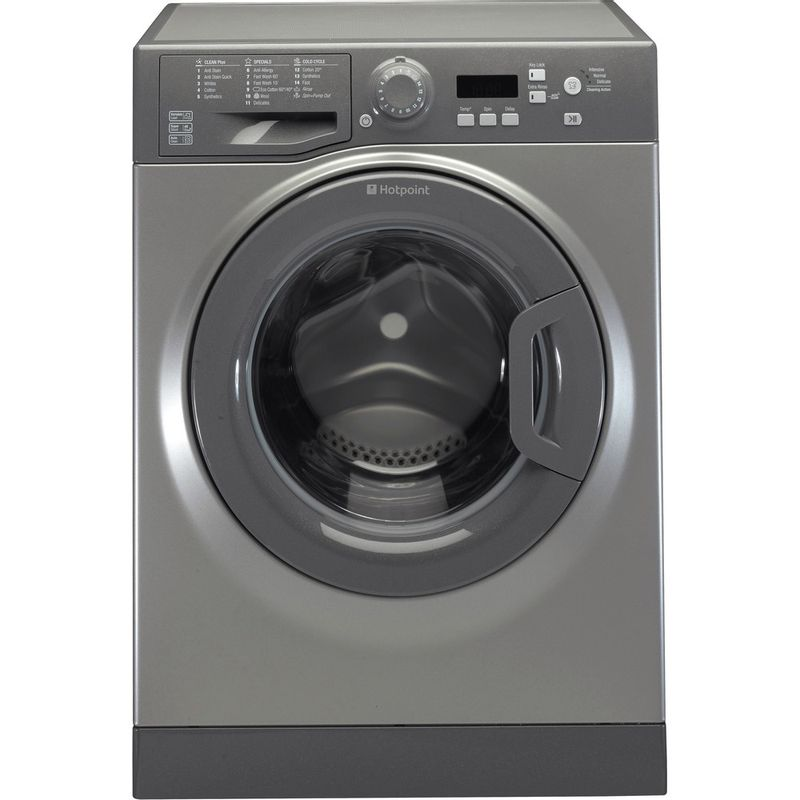 Hotpoint-Washing-machine-Free-standing-WMBF-844G-UK-Graphite-Front-loader-A----Frontal