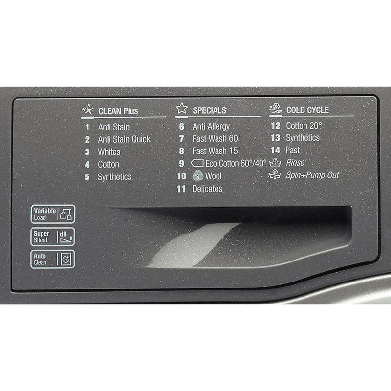 Hotpoint-Washing-machine-Free-standing-WMBF-844G-UK-Graphite-Front-loader-A----Program