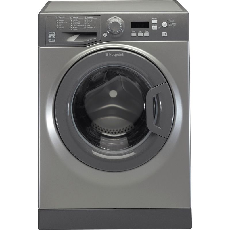Hotpoint-Washing-machine-Free-standing-WMBF-742G-UK-Graphite-Front-loader-A---Frontal