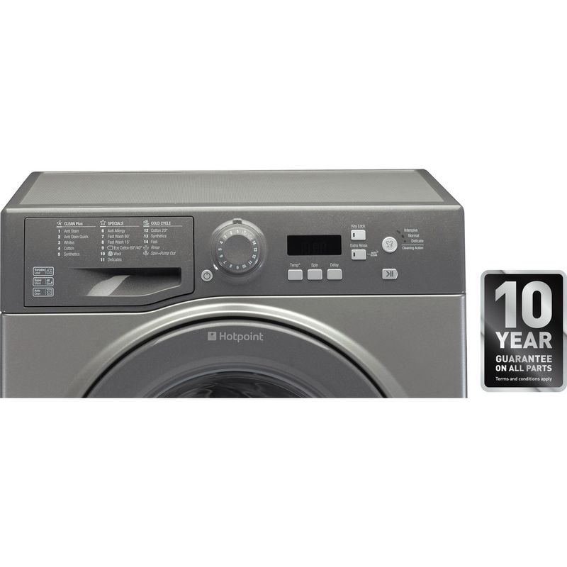 Hotpoint-Washing-machine-Free-standing-WMBF-742G-UK-Graphite-Front-loader-A---Control_Panel
