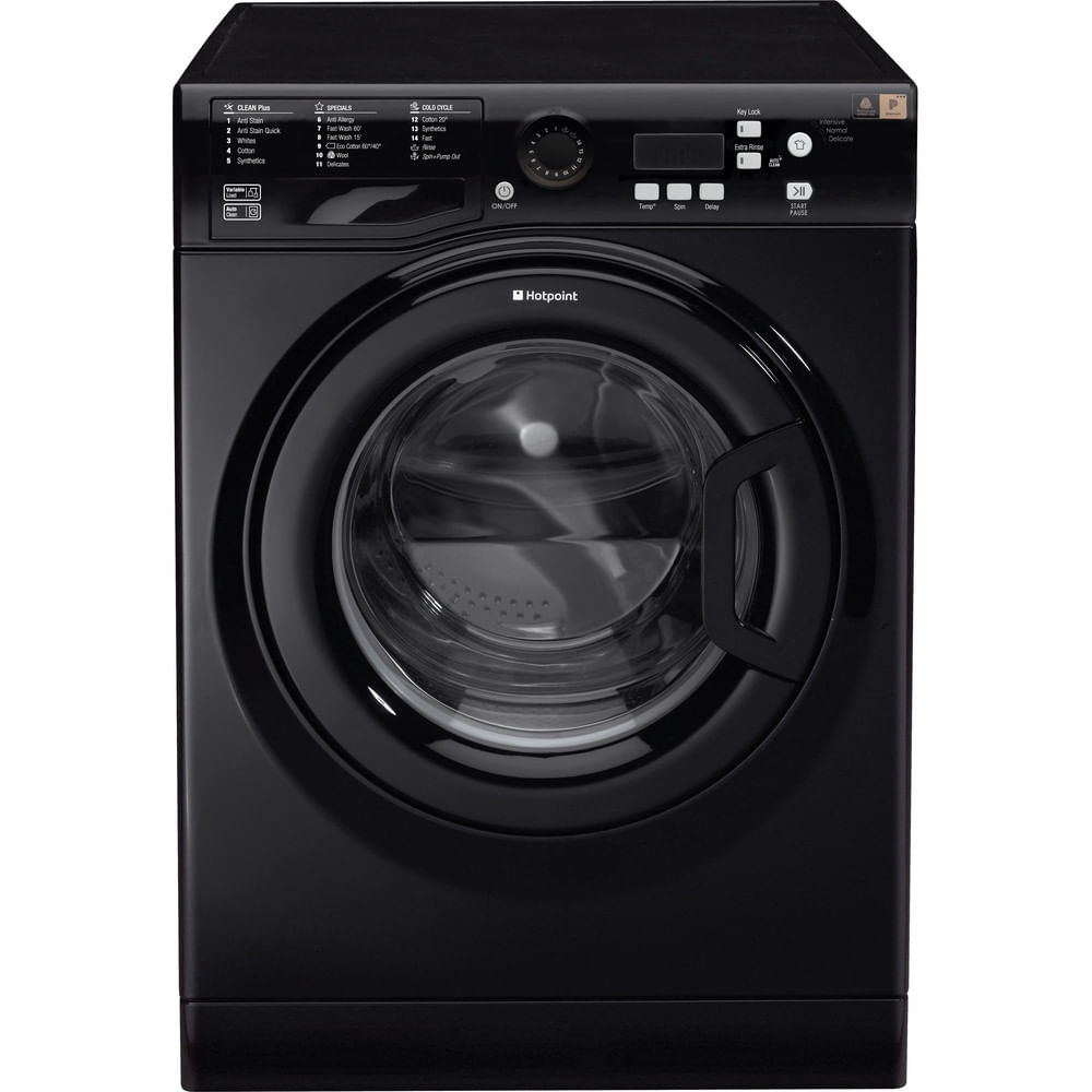 Hotpoint Freestanding Washing Machine WMBF 944K UK : discover the specifications of our home appliances and bring the innovation into your house and family.