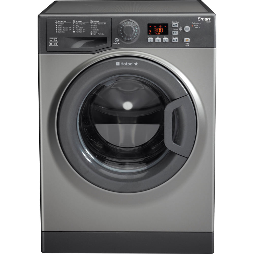Hotpoint Freestanding Washing Machine WMFUG 842G UK : discover the specifications of our home appliances and bring the innovation into your house and family.