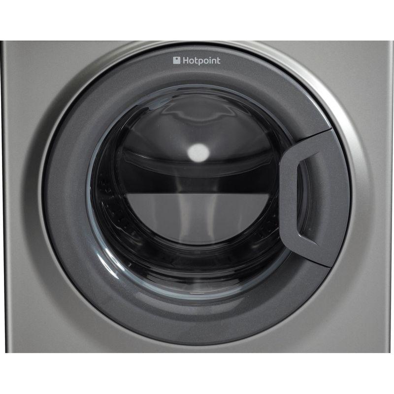 Hotpoint-Washing-machine-Free-standing-WMFUG-842G-UK-White-Front-loader-A---Drum