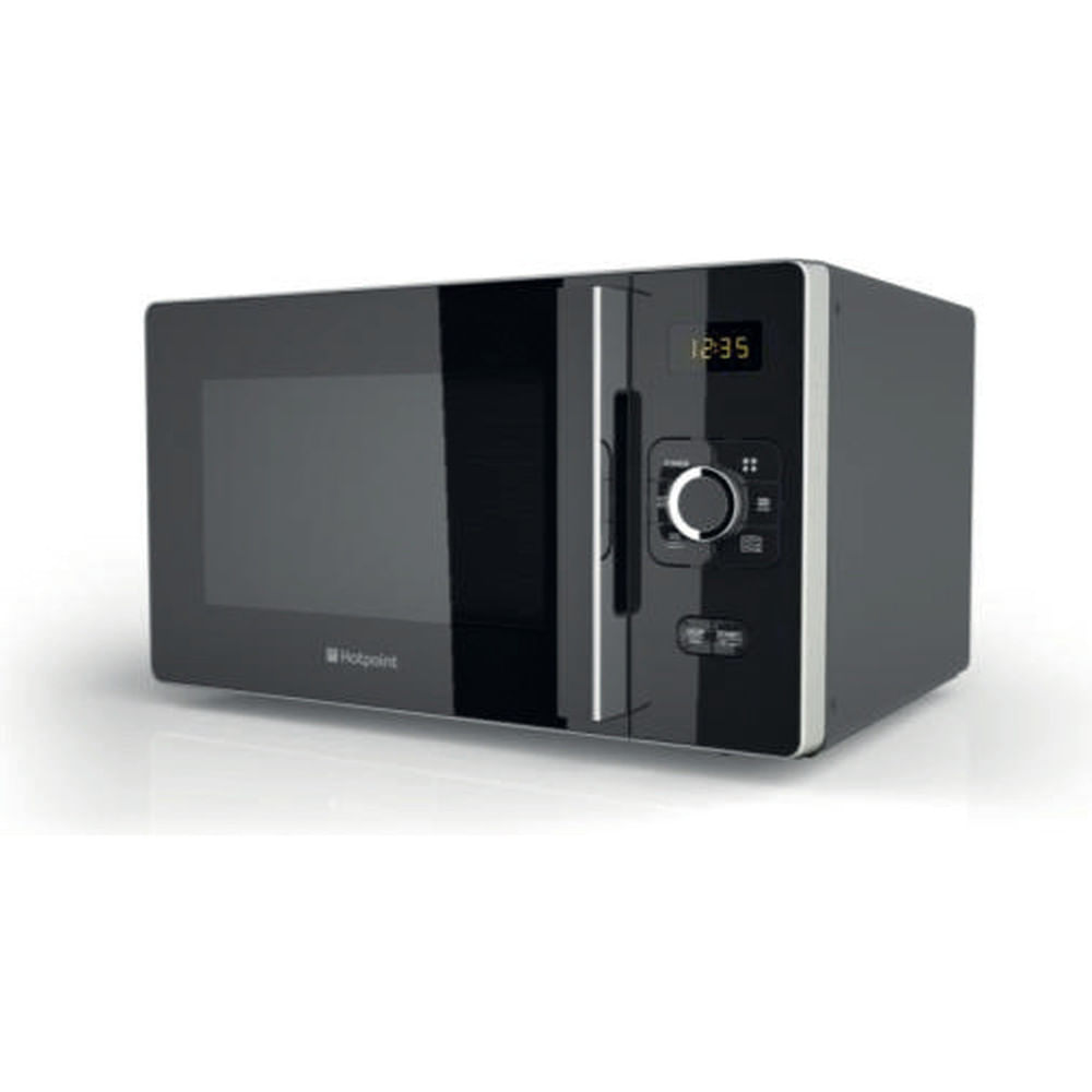 Hotpoint Freestanding Microwave oven MWH 2521 B UK : discover the specifications of our home appliances and bring the innovation into your house and family.