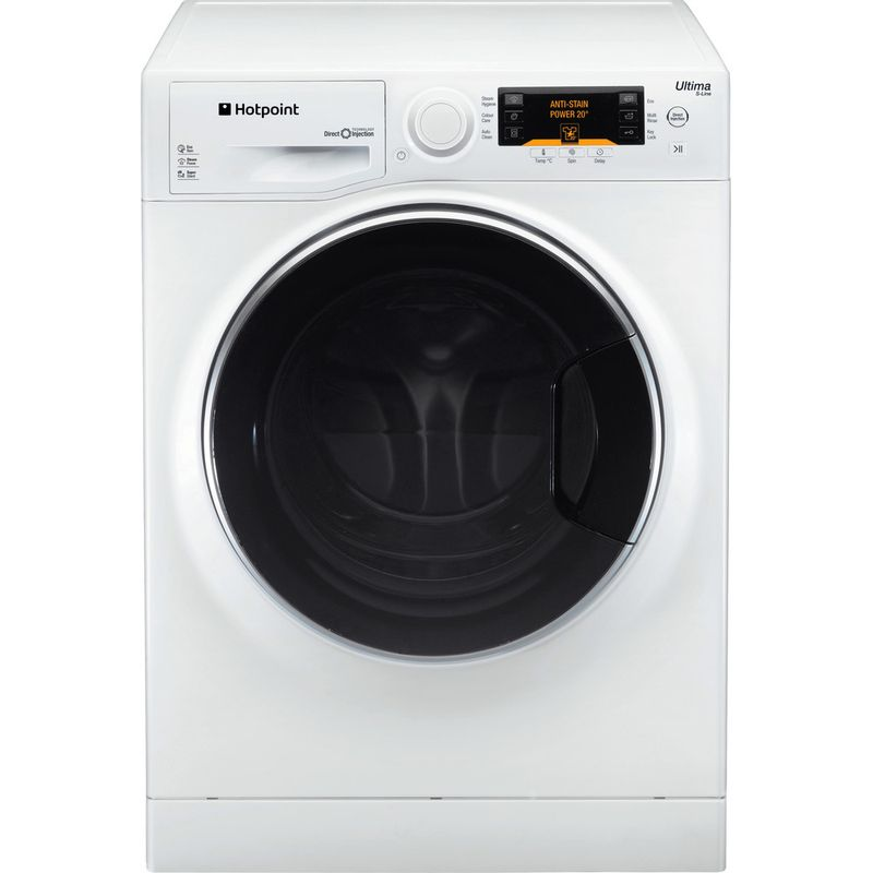 Hotpoint-Washing-machine-Free-standing-RPD-10667-DD-UK-White-Front-loader-A----Frontal
