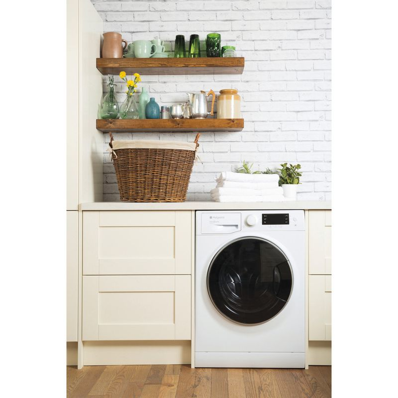 Hotpoint-Washing-machine-Free-standing-RPD-10667-DD-UK-White-Front-loader-A----Lifestyle_Frontal