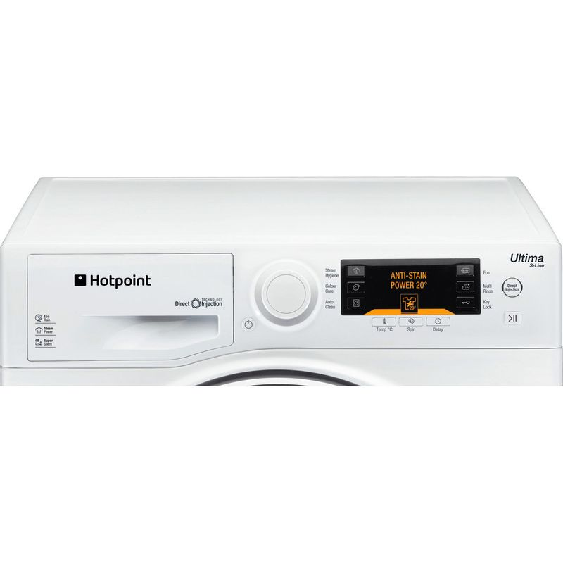Hotpoint-Washing-machine-Free-standing-RPD-10667-DD-UK-White-Front-loader-A----Control_Panel