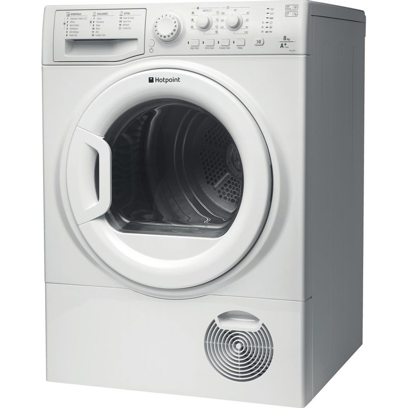 Hotpoint-Dryer-FTCL-871-GP--UK--White-Perspective