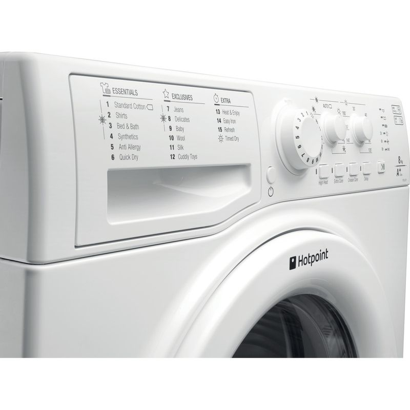 Hotpoint-Dryer-FTCL-871-GP--UK--White-Control_Panel