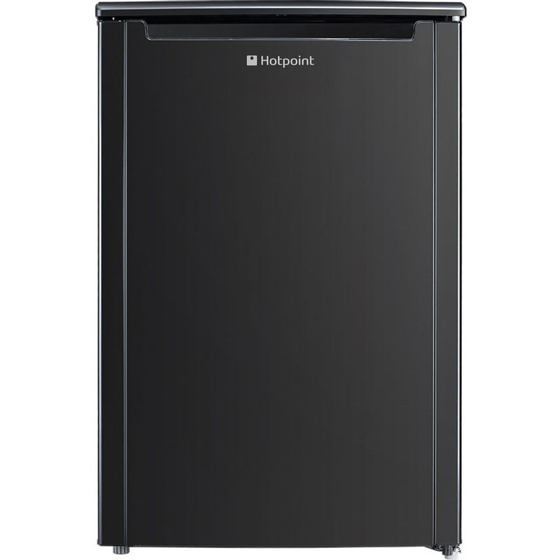 Hotpoint-Refrigerator-Free-standing-CTL-55-K-Black-Frontal