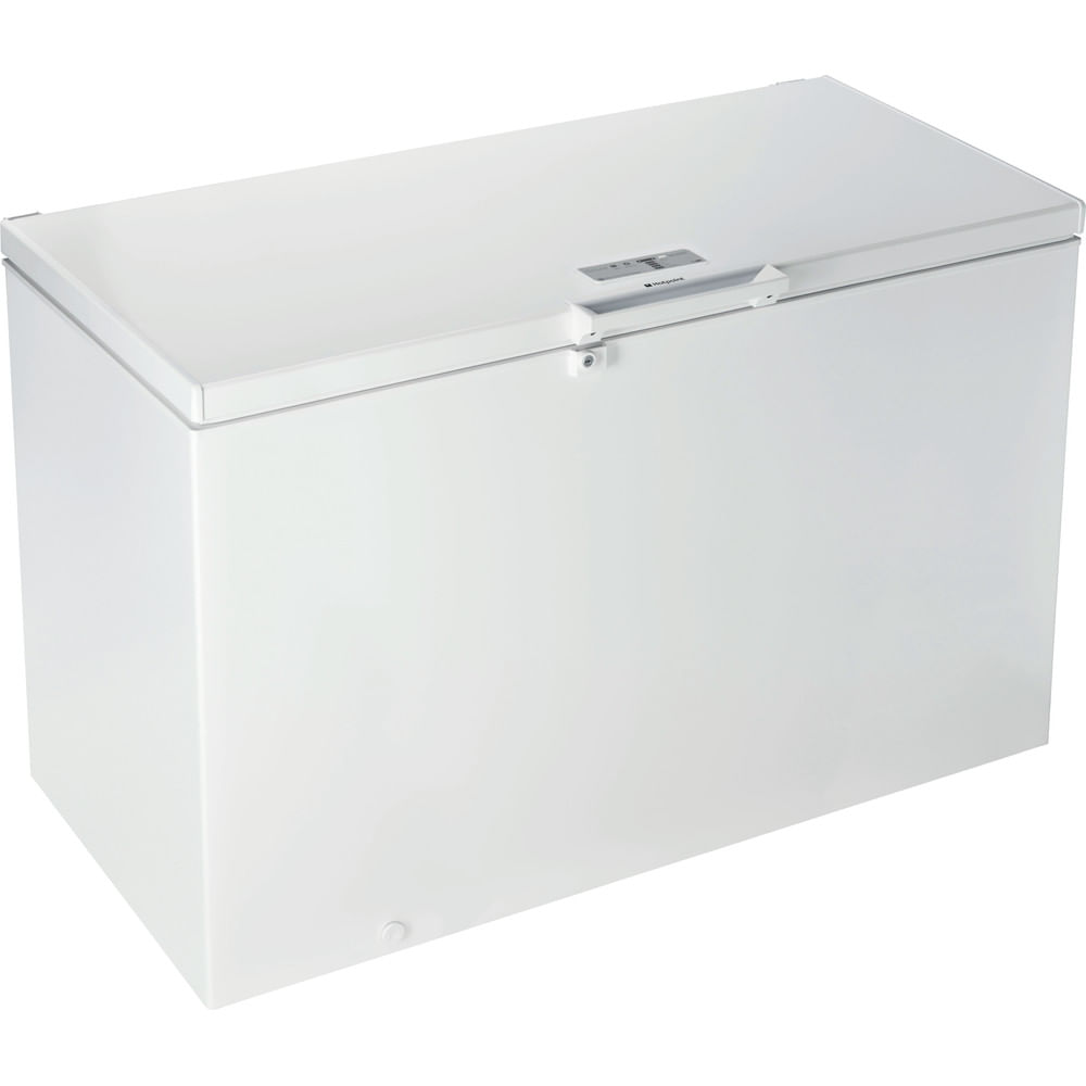 Hotpoint Freezer Horizontal CS1A 400 FM H (UK) : discover the specifications of our home appliances and bring the innovation into your house and family.