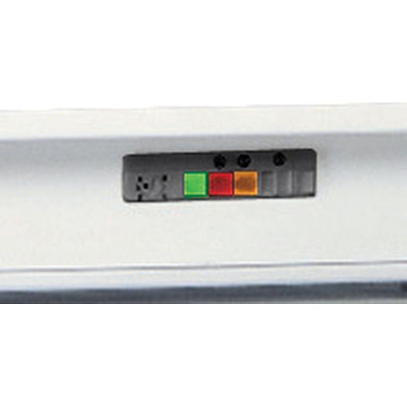 Hotpoint-Freezer-Built-in-U-12-A1-D.UK-H-White-Control-panel
