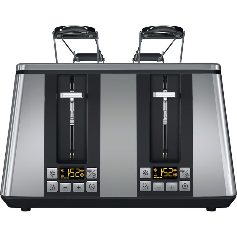 Hotpoint-Toaster-Free-standing-TT-44E-UP0-UK-Inox-Profile