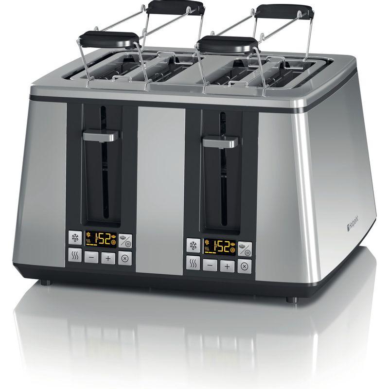 Hotpoint-Toaster-Free-standing-TT-44E-UP0-UK-Inox-Perspective