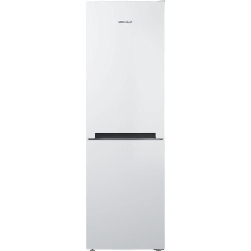 Hotpoint-Fridge-Freezer-Free-standing-LC85-F1-W-White-2-doors-Frontal