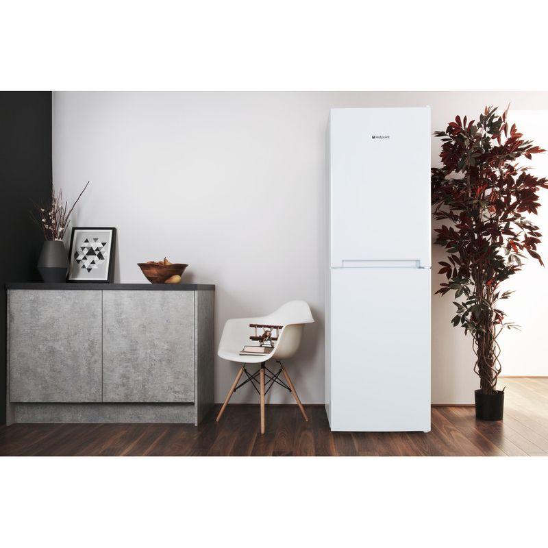 Hotpoint-Fridge-Freezer-Free-standing-SMX-85-T1U-W-White-2-doors-Lifestyle-frontal