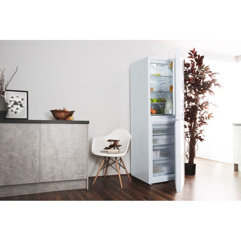 Hotpoint-Fridge-Freezer-Free-standing-SMX-85-T1U-W-White-2-doors-Lifestyle-perspective-open