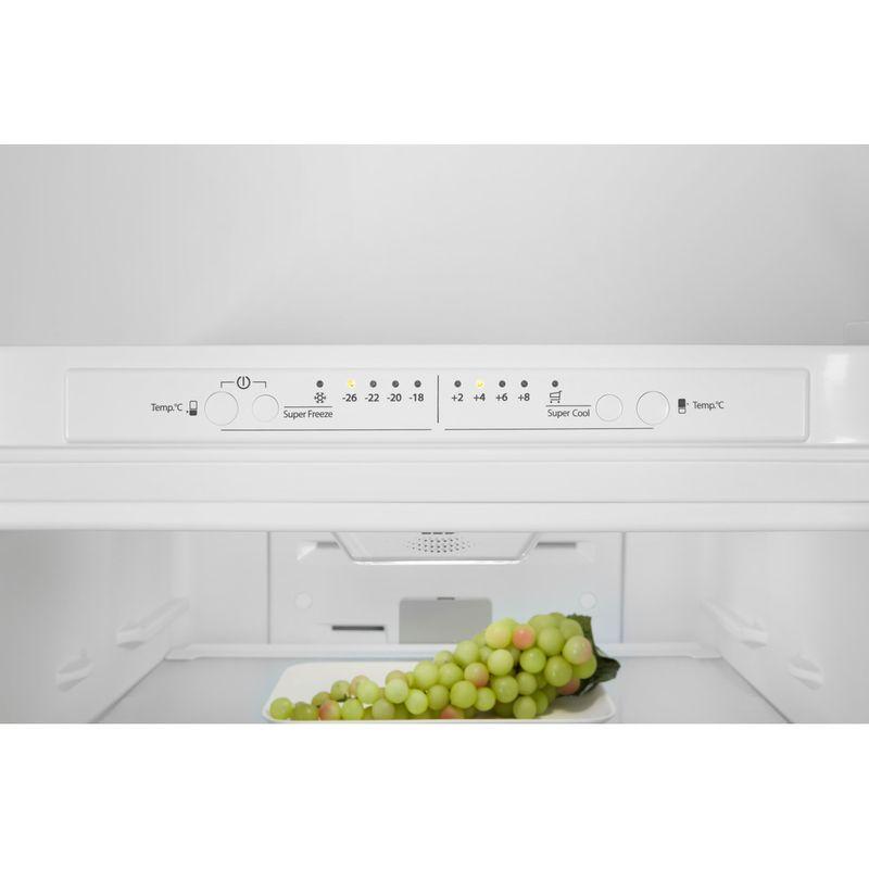 Hotpoint-Fridge-Freezer-Free-standing-SMX-85-T1U-W-White-2-doors-Lifestyle-control-panel