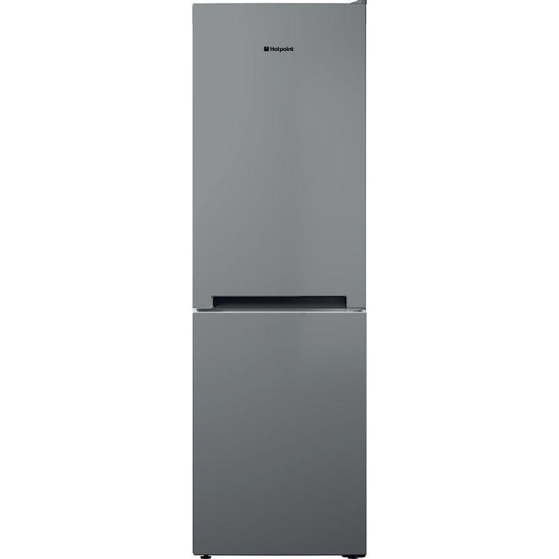 Hotpoint-Fridge-Freezer-Free-standing-LC85-F1-G-Graphite-2-doors-Frontal