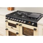Hotpoint-Double-Cooker-CH10755GF-S-Crema-A--Enamelled-Sheetmetal-Lifestyle-perspective