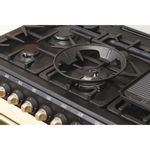 Hotpoint-Double-Cooker-CH10755GF-S-Crema-A--Enamelled-Sheetmetal-Lifestyle-detail