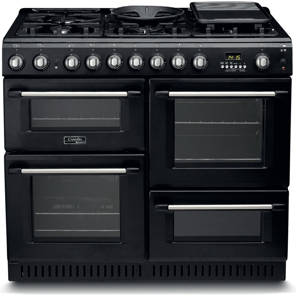 Hotpoint Double Cooker CH10456GF S : discover the specifications of our home appliances and bring the innovation into your house and family.