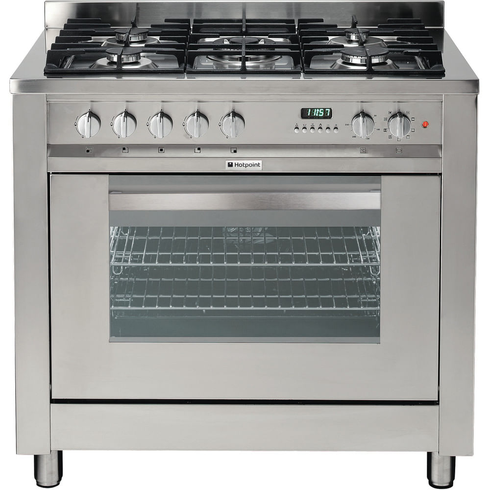 Hotpoint Cooker EG900X S : discover the specifications of our home appliances and bring the innovation into your house and family.