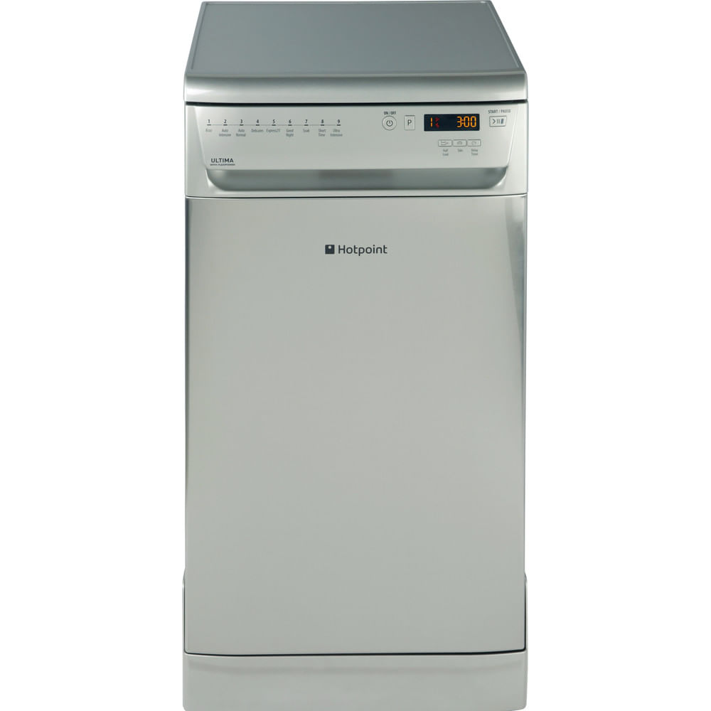 Hotpoint Freestanding Dishwasher SIUF 32120 X : discover the specifications of our home appliances and bring the innovation into your house and family.