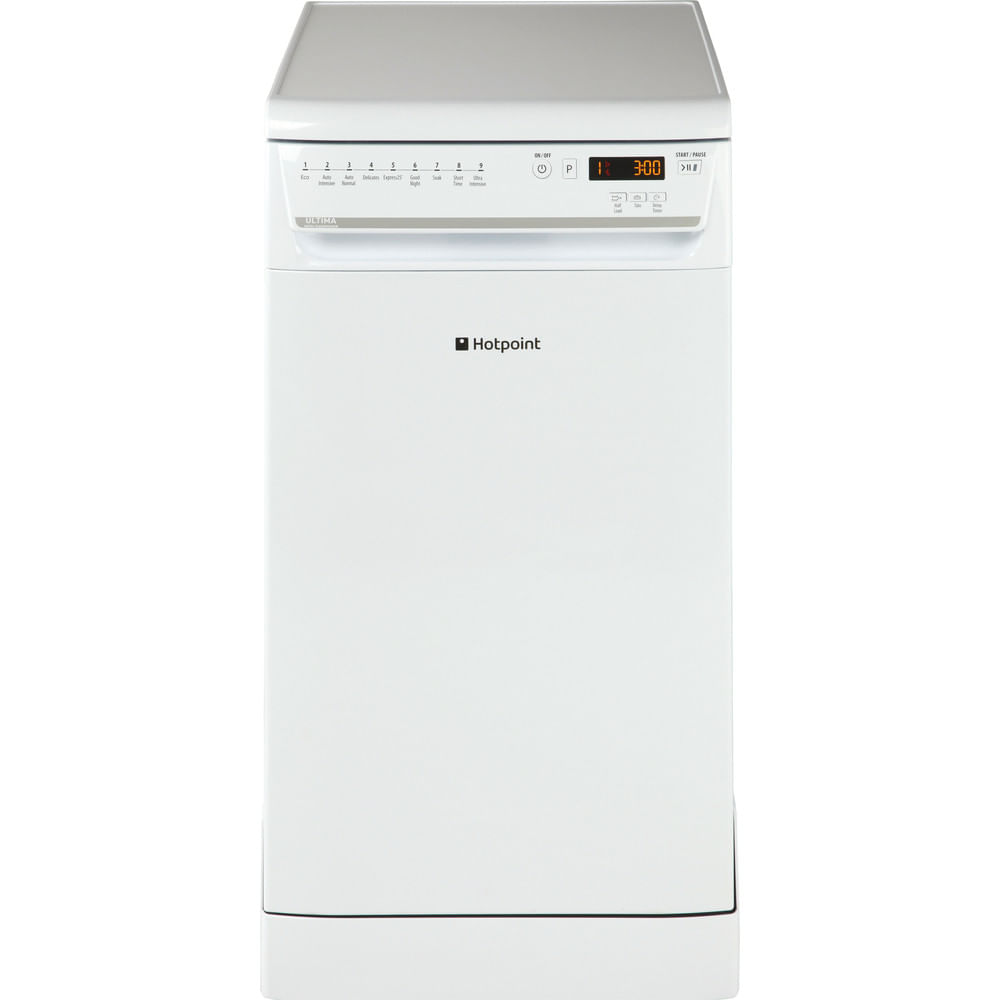 Hotpoint Freestanding Dishwasher SIUF 32120 P : discover the specifications of our home appliances and bring the innovation into your house and family.