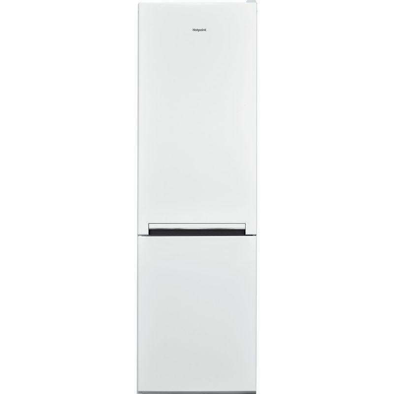 Hotpoint-Fridge-Freezer-Free-standing-H8-A1E-W-UK-White-2-doors-Frontal