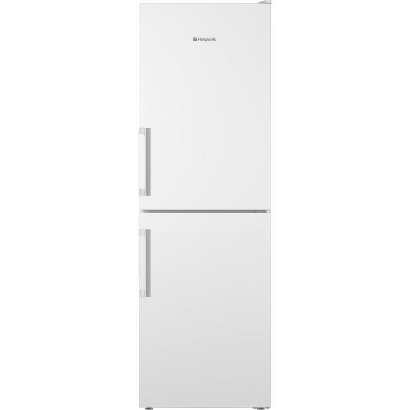 Hotpoint-Fridge-Freezer-Free-standing-LAG70-L1-WH-White-2-doors-Frontal
