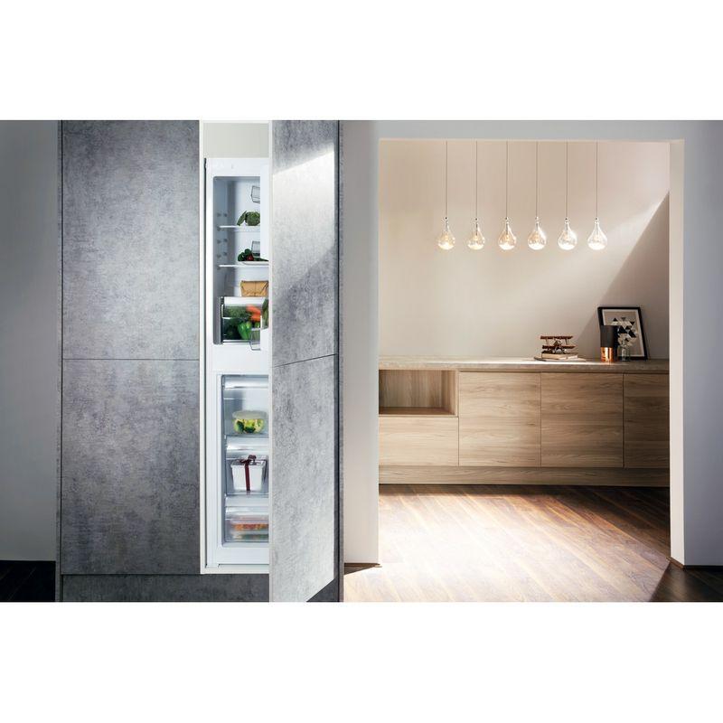Hotpoint-Fridge-Freezer-Built-in-HMCB-5050-AA.UK-Inox-2-doors-Lifestyle-frontal-open