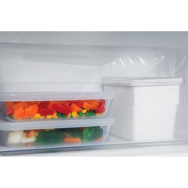 Hotpoint-Fridge-Freezer-Built-in-HMCB-5050-AA.UK-Inox-2-doors-Drawer