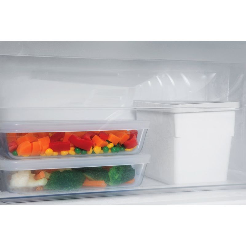 Hotpoint-Fridge-Freezer-Built-in-HMCB-50501-AA.UK-Inox-2-doors-Drawer