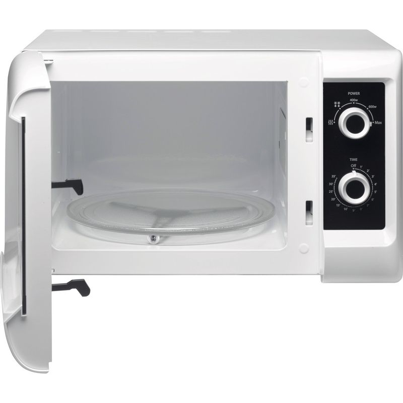Hotpoint-Microwave-Free-standing-MWH-2011-MW0-White-Mechanical-20-MW-only-700-Frontal_Open