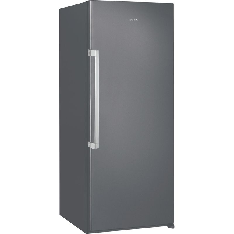 Hotpoint-Refrigerator-Free-standing-SH6-A1Q-GRD-UK-Graphite-Perspective