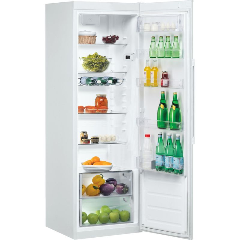 Hotpoint-Refrigerator-Free-standing-SH8-1Q-WRFD-UK-Global-white-Perspective-open