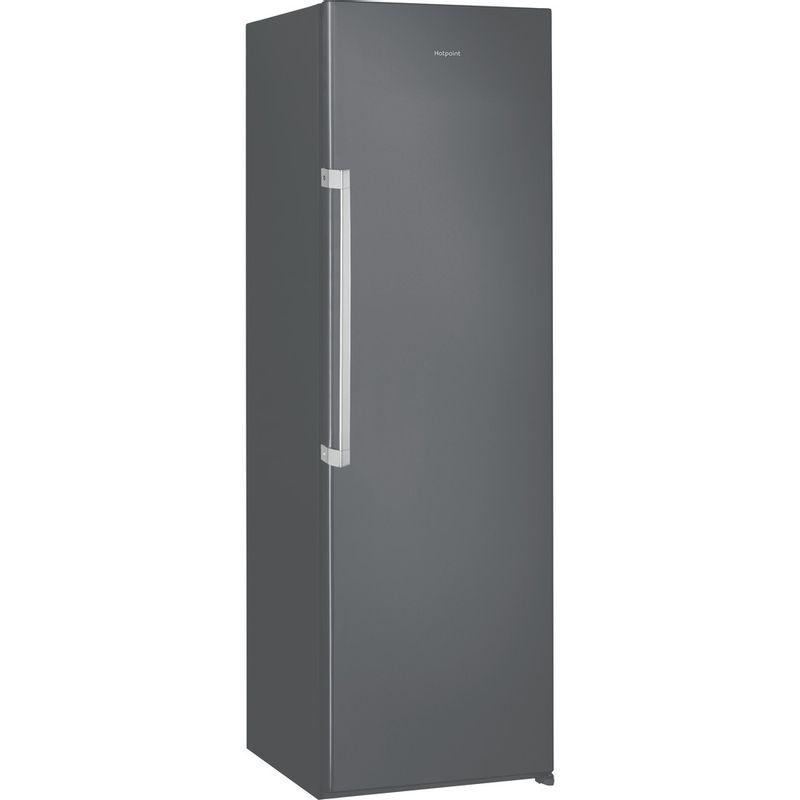 Hotpoint-Refrigerator-Free-standing-SH8-1Q-GRFD-UK-Graphite-Perspective