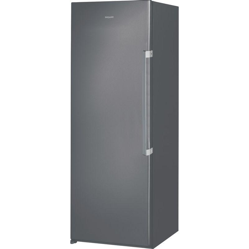 Hotpoint-Freezer-Free-standing-UH6-F1C-G-UK-Graphite-Perspective