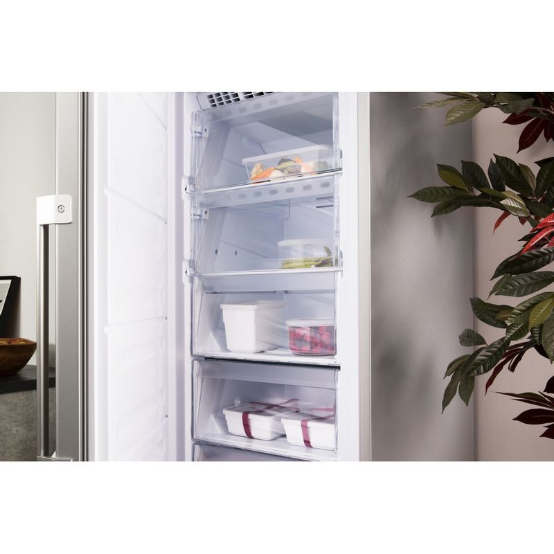 Hotpoint-Freezer-Free-standing-UH6-F1C-G-UK-Graphite-Lifestyle-perspective-open