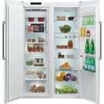 Hotpoint-Freezer-Free-standing-UH8-F1C-W-UK-Global-white-Frontal-open