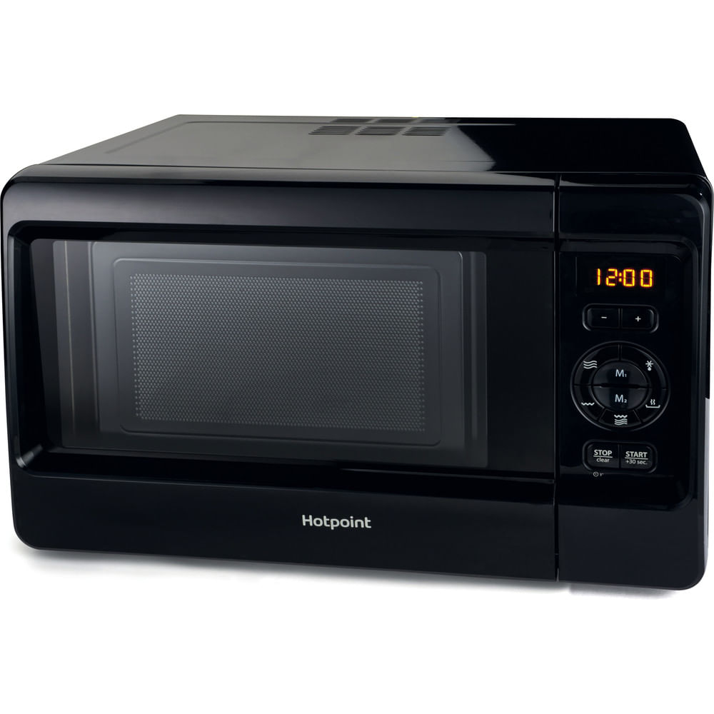 Hotpoint Freestanding Microwave oven MWH 2422 MB : discover the specifications of our home appliances and bring the innovation into your house and family.