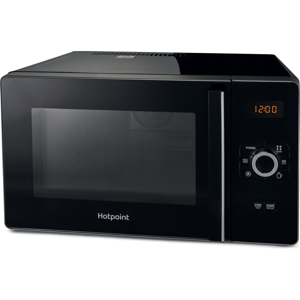 Hotpoint Freestanding Microwave oven MWH 2524 B : discover the specifications of our home appliances and bring the innovation into your house and family.