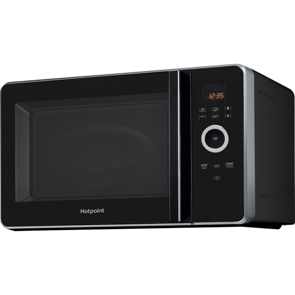 Hotpoint Freestanding Microwave oven MWH 30243 B : discover the specifications of our home appliances and bring the innovation into your house and family.