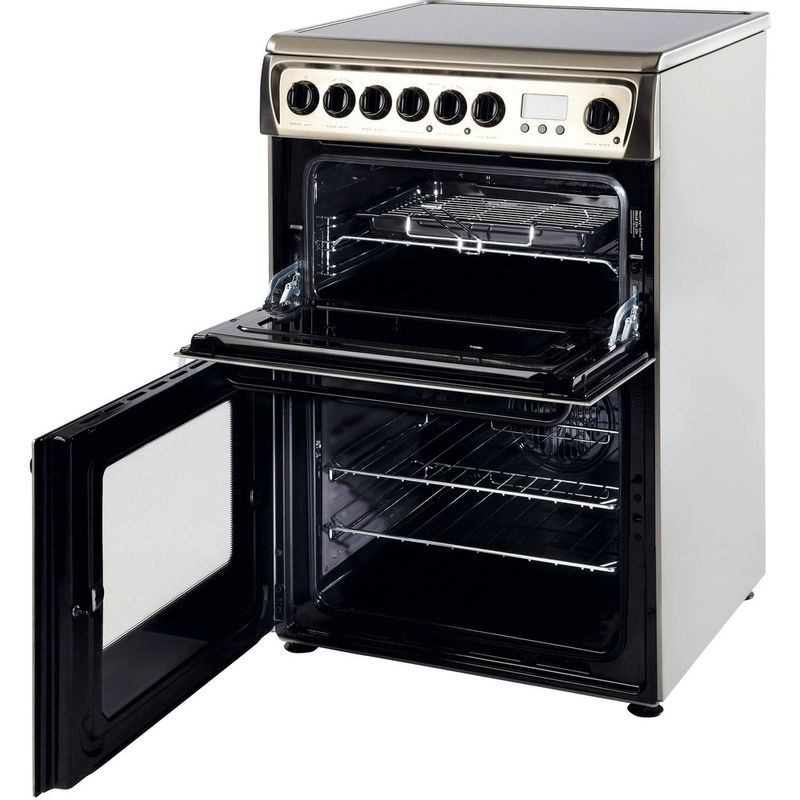 Hotpoint-Double-Cooker-HAE60X-S-Inox-B-Vitroceramic-Perspective_Open
